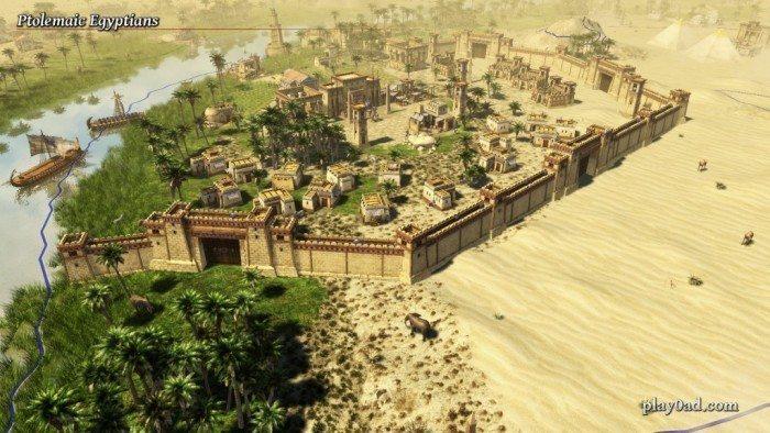 0 A.D. Alpha 15 Osiris - Ptolemaic Egyptians