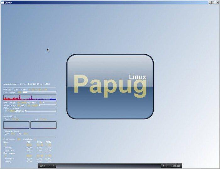 PapugLinux