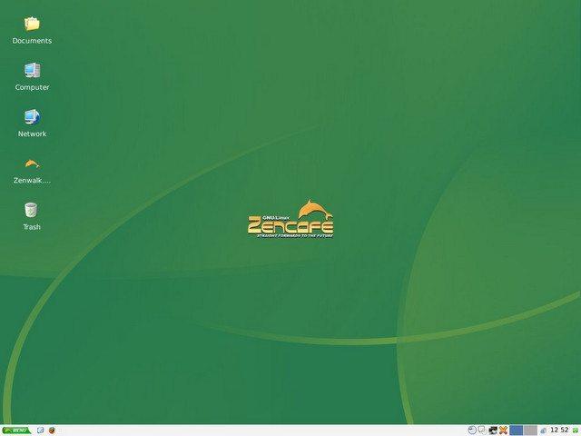 Zencafe - Desktop