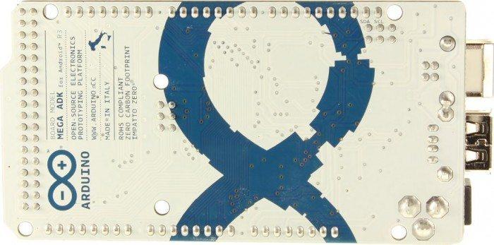 Arduino ADK R3 - tył