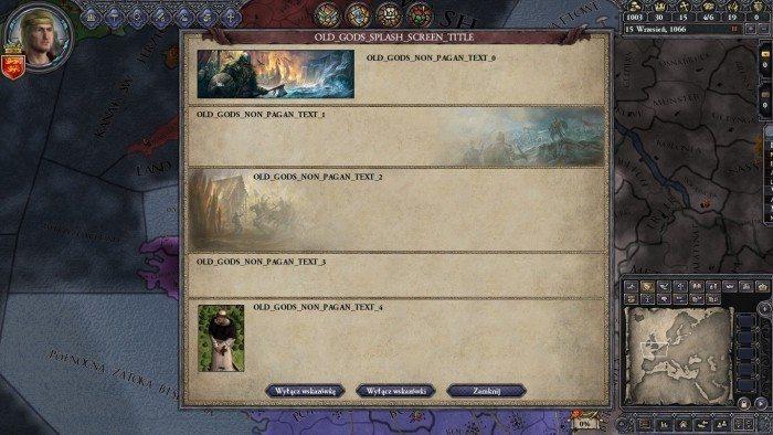 Crusader Kings II - błędy w grze