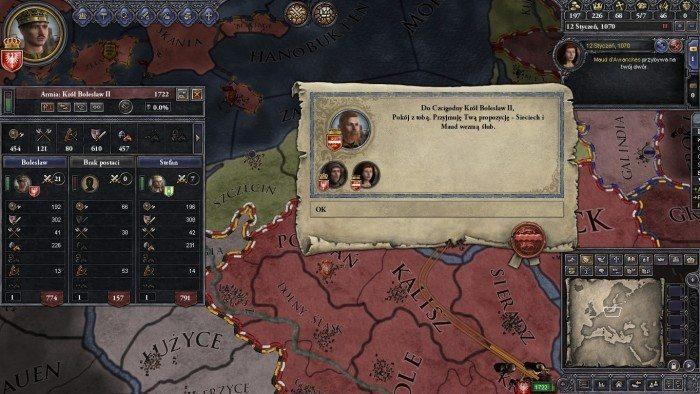 Crusader Kings II -  zjednanie wasala