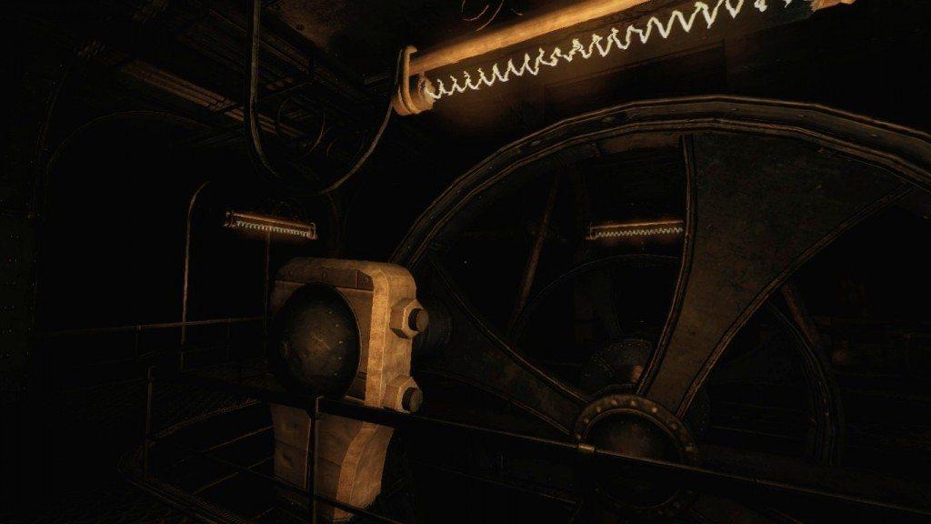 Amnesia A Machine for Pigs -  maszyny