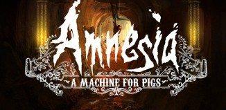 Amnesia - A Machine for Pigs - slider