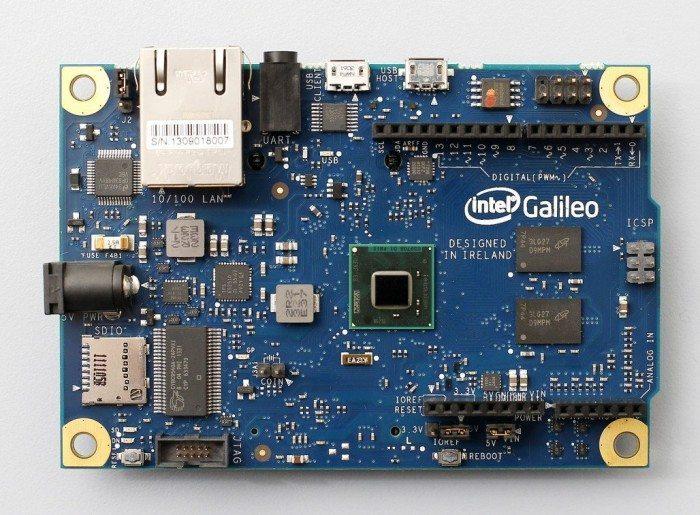 Intel Galileo - wygląd