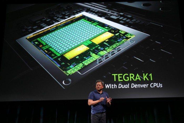 nVidia Tegra K1 - procesor Denver