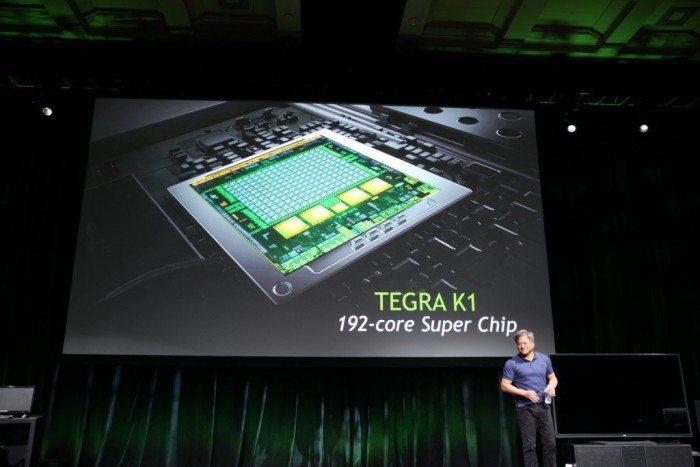 nVidia Tegra K1 - rdzeń graficzny