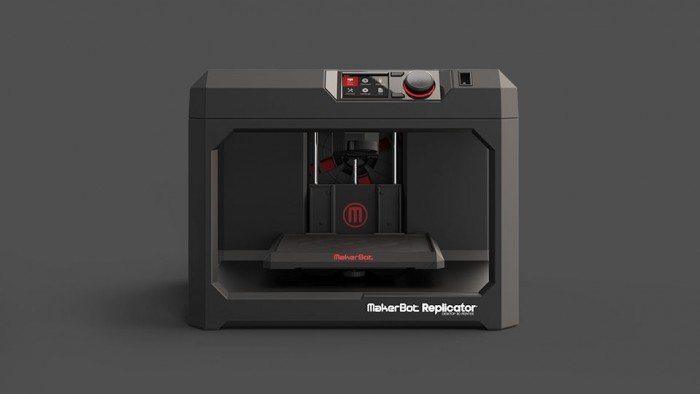 MakerBot Replicator Desktop - przód