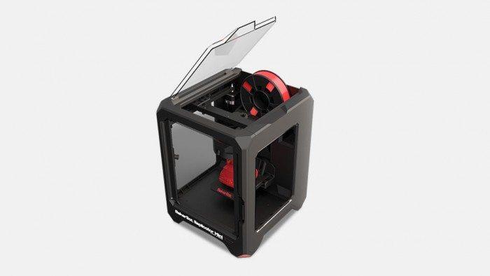 MakerBot Replicator Mini - klapa
