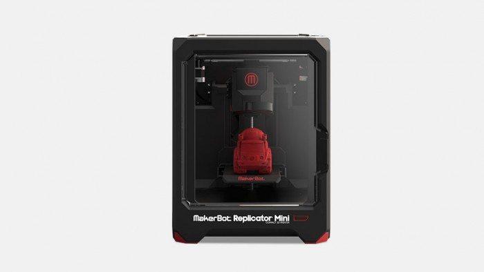 MakerBot Replicator Mini - wygląd