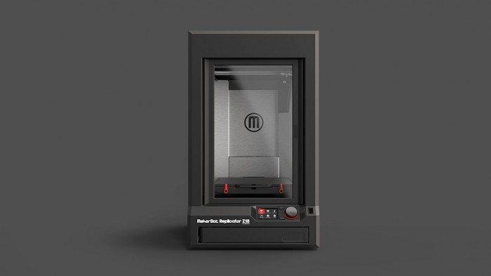 MakerBot Replicator Z18 - wygląd