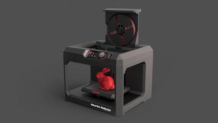 Replicator Desktop - klapa