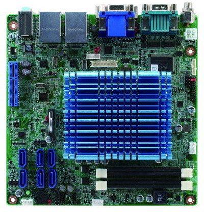 Aaeon EMB-CV2 - wygląd