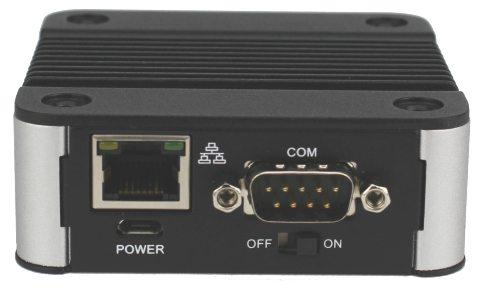 DPM Ebox 3100 - tył