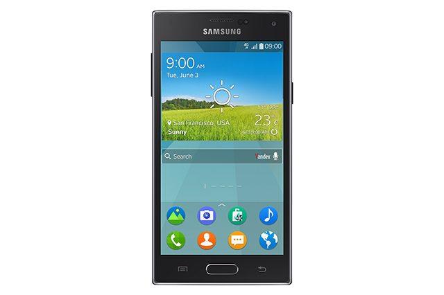 Samsung Z - przód