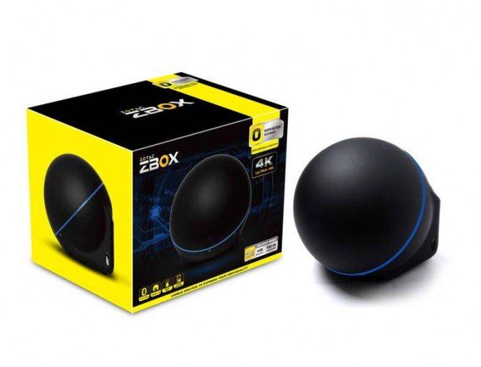 ZOTAC ZBOX Sphere OI520 Plus - opakowanie