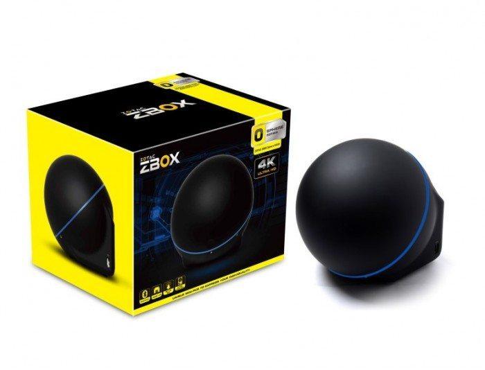 ZOTAC ZBOX Sphere OI520 - opakowanie