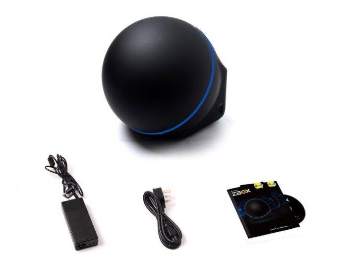 ZOTAC ZBOX Sphere OI520 - wyposażenie