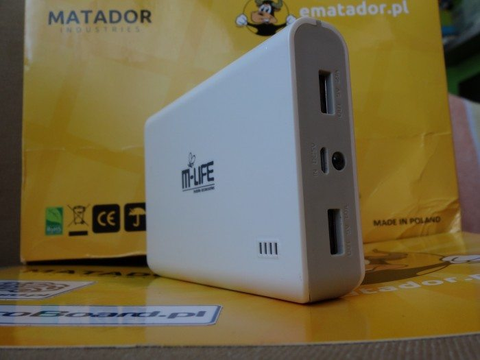 PowerBank M-LIFE ML0631