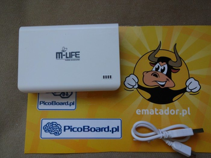 PowerBank M-LIFE ML0631