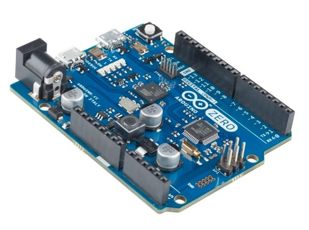 Arduino Zero - wygląd