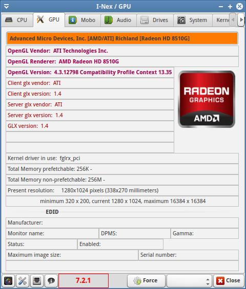 ZOTAC ZBOX nano AQ02 - karta GPU