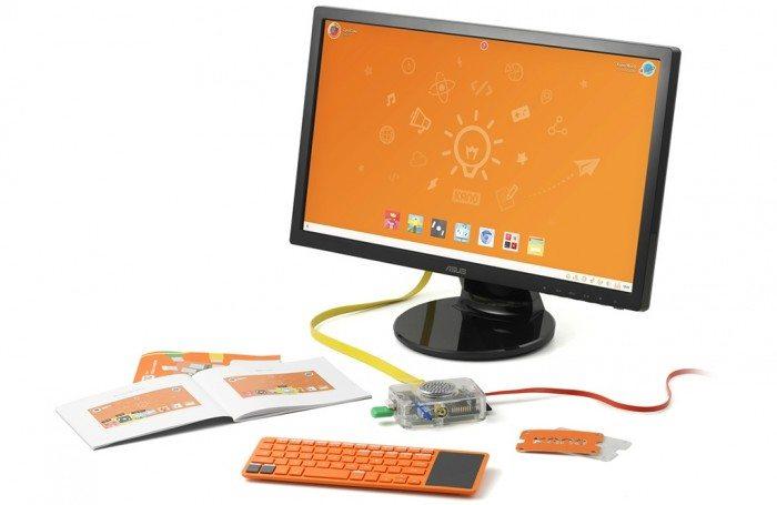 Kano Computer Kit - działanie