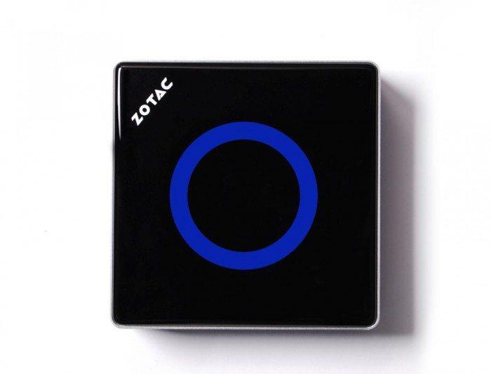 ZOTAC ZBOX MI521 nano XS Plus - góra