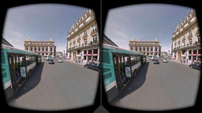 DodoCase VR - Street View 1