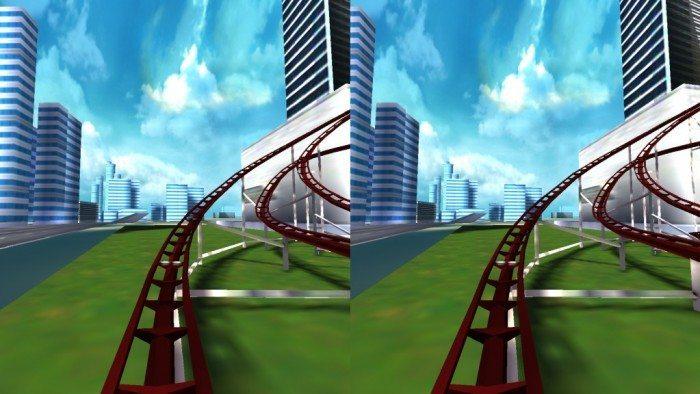 DodoCase VR - kolejka górska