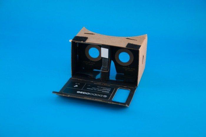 DodoCase VR - tylnia klapka 1