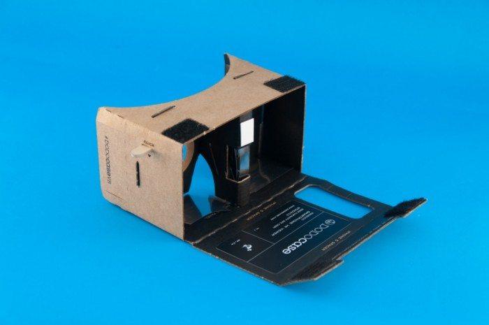 DodoCase VR - tylnia klapka 2