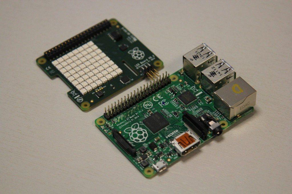 Astro Pi i Raspberry Pi - wygląd