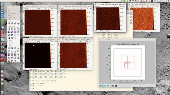ESA używa systemu Ubuntu przy analizie danych z Misji Rosetta