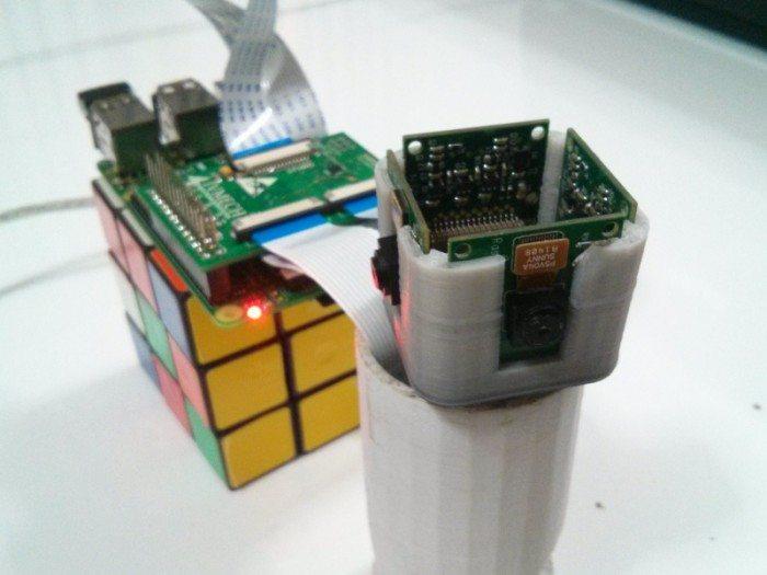 IVPort - podłączone 4 kamery