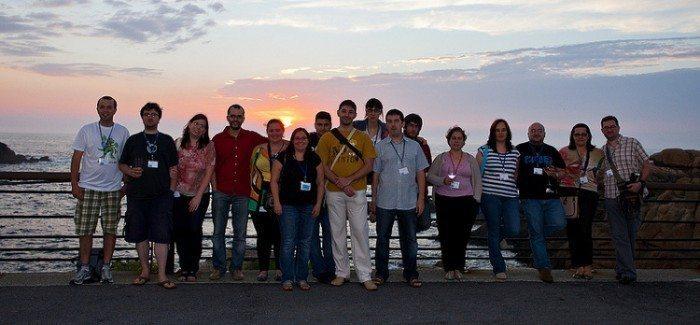 Akademy 2015 - zespół GPUL