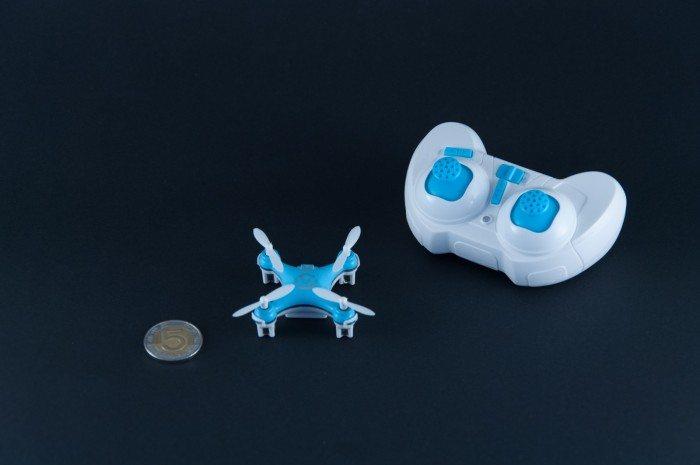 Cheerson CX-10 - pilot i dron