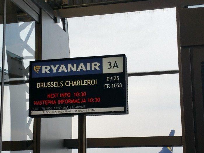 Opóźnienie samolotu