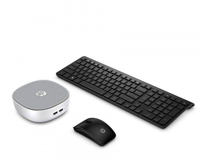HP Pavilion Mini - klawiatura i mysz