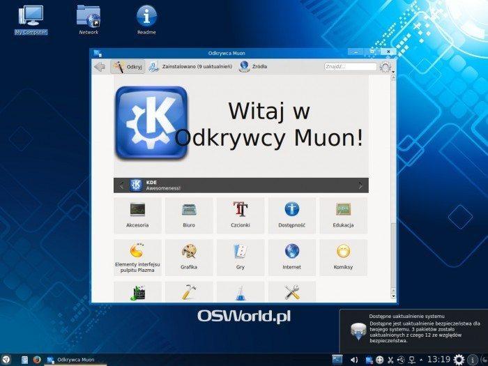 Netrunner 14.1 - Muon Manager