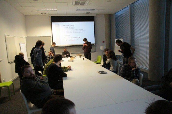 ELEKTROkooperacje - pierwsze spotkanie