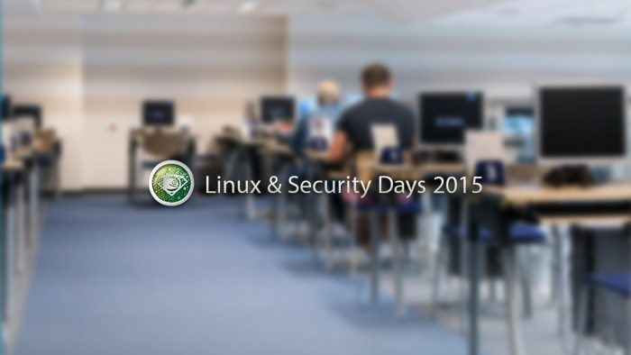 Linux and Security Days 2015