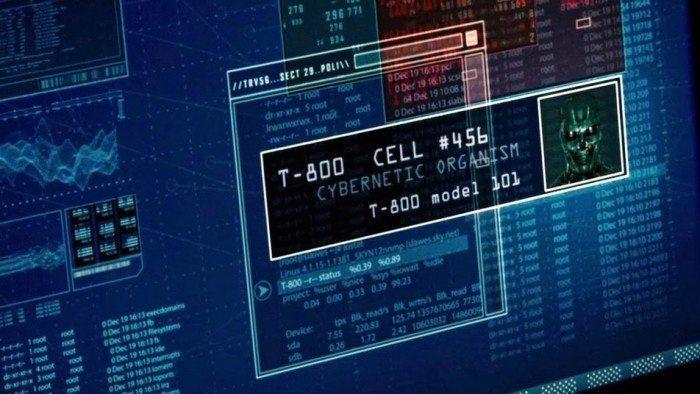 Terminator 4 Salvation - jadro Linux 4.1.15