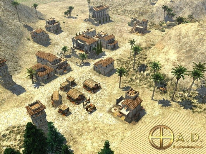 0 A.D. Alpha 18 - Seleucydzi
