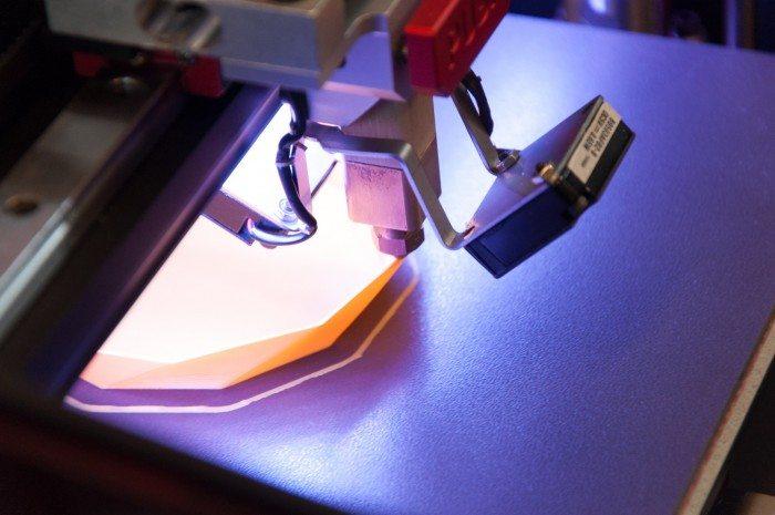 Druk 3D przyszłością przemysłu