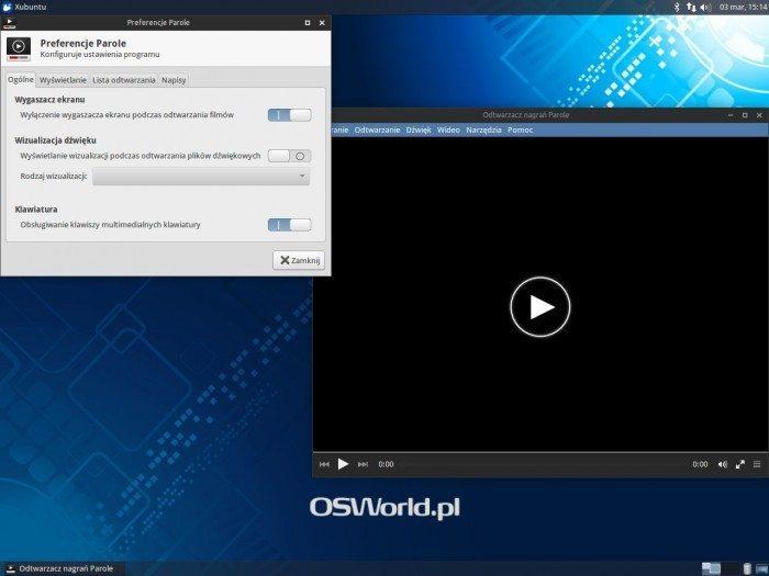 Xfce 4.12 - Parole