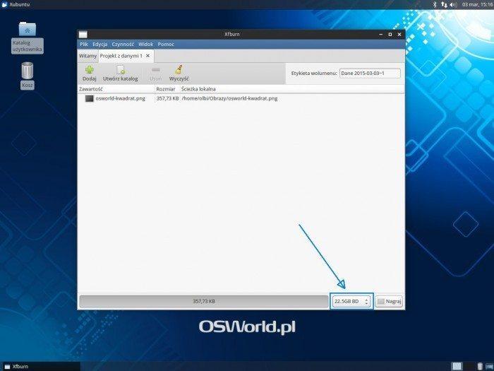 Xfce 4.12 - Xfburn