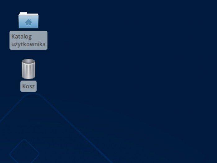 Xfce 4.12 - przybliżanie pulpitu