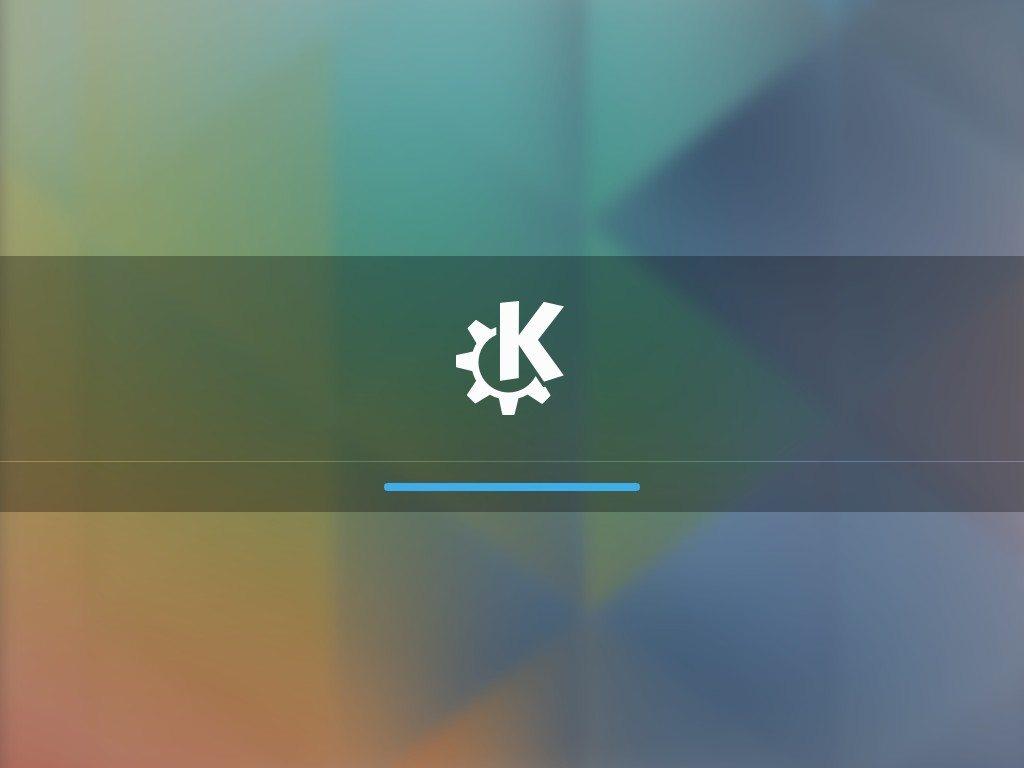 Kubuntu 15.04 - logowanie do systemu