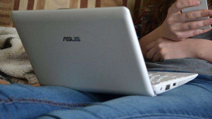Laptop Asus, sprzęt